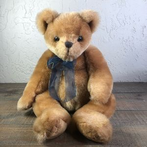 "Vintage 1999 teddy ty lush bear 18"""